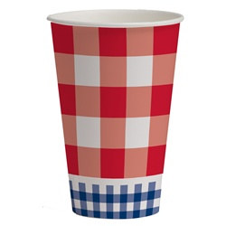 Patriotic Picnic Hot/Cold Cups