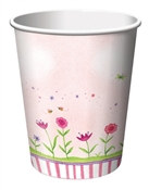 Garden Fairy Hot/Cold Cups (8/pkg)
