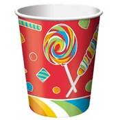 Sugar Rush Hot/Cold Cups (8/pkg)