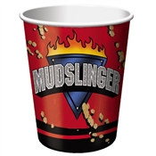 Monster Truck Hot/Cold Cups (8/pkg)
