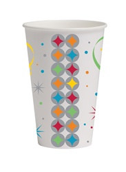 Birthday Celebration Hot/Cold Cups (8/pkg)