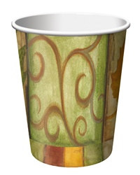Autumn's Grace Hot/Cold Cups (8/pkg)