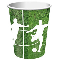 Soccer Party Hot/Cold Cups
