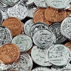 Fake Coins (144 pieces)
