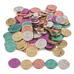 Each package of these I Was Caught Being Good plastic coins contain 144 plastic coins in assorted colors of teal, dark pink, light pink, yellow and silver. Plastic coins are imprinted with the text I Was Caught Being Good. Great for encouraging children!