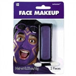 Purple Face Paint