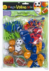 Sports Fun Favor Pack