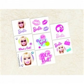 Barbie Tattoos (16/pkg)