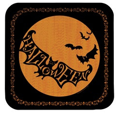 Scary Silhouettes Lunch Plates (8/pkg)