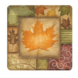 Autumn's Grace Dinner Plates (8/pkg)