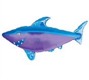 Shark Mylar Balloon