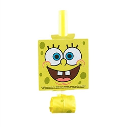 Spongebob Party Blowouts (8/pkg)