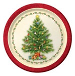 Splendid Tree Dinner Plates