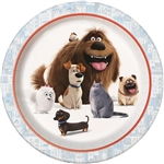 Secret Life of Pets Dinner Plates 9 inch
