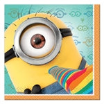 Minion Beverage Napkins (16/pkg)