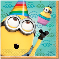 Despicable Me Lunch Napkins (16/pkg)