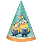 Despicable Me Party Hats (8/pkg)