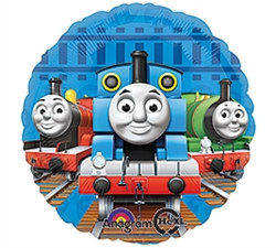 Thomas and Friends Mylar Balloon