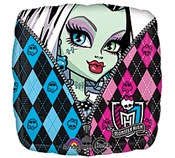 Monster High Mylar Balloon