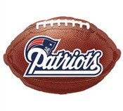 New England Patriots Mylar Balloon