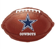 Dallas Cowboys Mylar Balloon