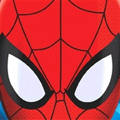 Spider-Man Beverage Napkins (16/pkg)