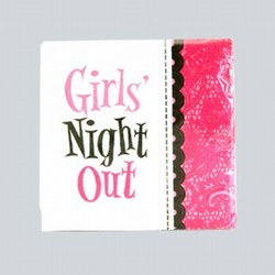 Girls Night Out Beverage Napkins