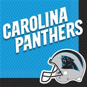 Carolina Panthers Lunch Napkins (16/pkg)