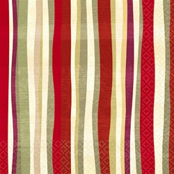Fall Serape Lunch Napkins (16/pkg)