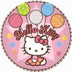 Hello Kitty Dessert Plates (8/pkg)