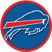 Buffalo Bills Lunch Plates (8/pkg)