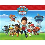 Paw Patrol Plastic Table Cover