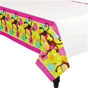 Monkey Love Tablecover