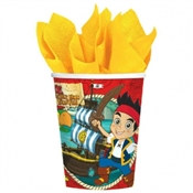 Jake and the Neverland Pirates Hot/Cold Cups (8/pkg)