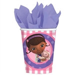 Doc McStuffins Cups 9 oz