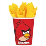 Angry Birds 9 oz. Cups
