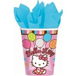 Hello Kitty Hot/Cold Cups (8/pkg)