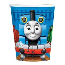 Thomas and Friends Hot/Cold Cups (8/pkg)