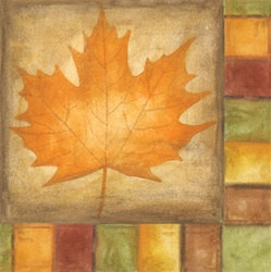Autumn's Grace Lunch Napkins (16/pkg)