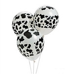 Latex Cow Print Balloon