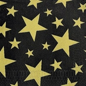 Gold Star Lunch Napkins (16/pkg)