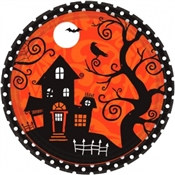 Frightfully Fancy Dinner Plates (18/pkg)