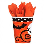 Frightfully Fancy Hot/Cold Cups (18/pkg)