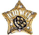 Hollywood Star Balloon -19 inches