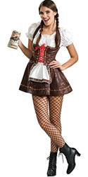 Adult Tavern Girl Costume
