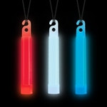 Red, White and Blue Glow Sticks (3/pkg)
