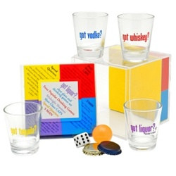 Got Liquor? Shot Glass Game