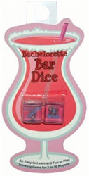 Bachelorette Bar Dice