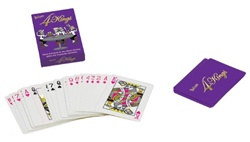 4 Kings Card Game