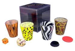 Jungle Fever Shot Glass Game